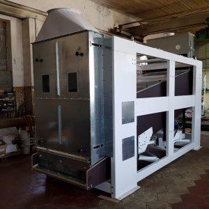 Мультиочиститель вороха товарной и семенной очистки тип К-50 и К-100