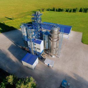 Строительство зерноочистительных и зерносушильных комплексов ЗАВ и КЗС